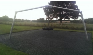 Stainless Steel Tri-swing