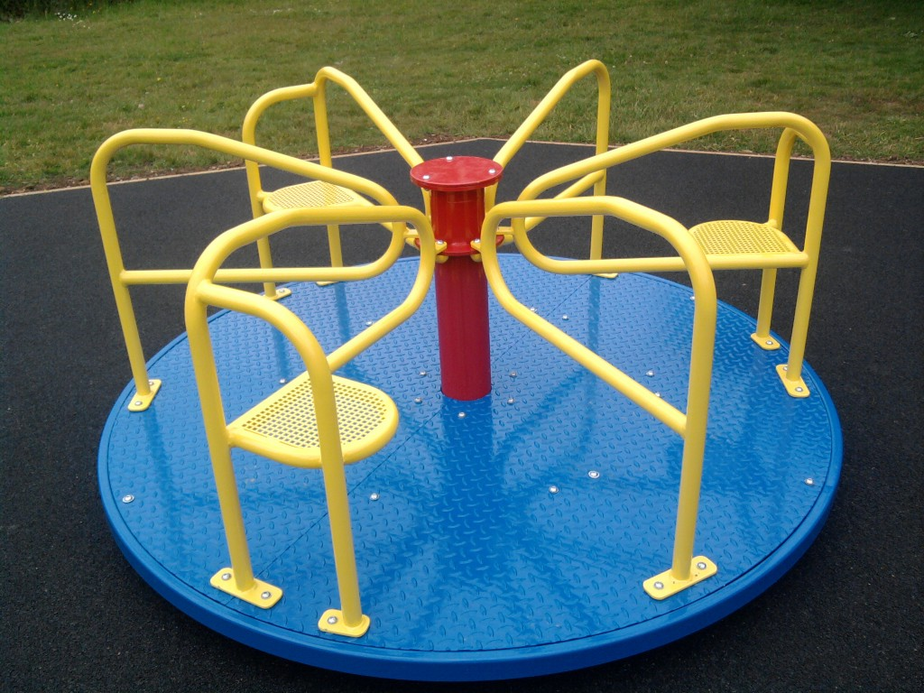 What Was Your Favorite Playground Equipment When You Were
